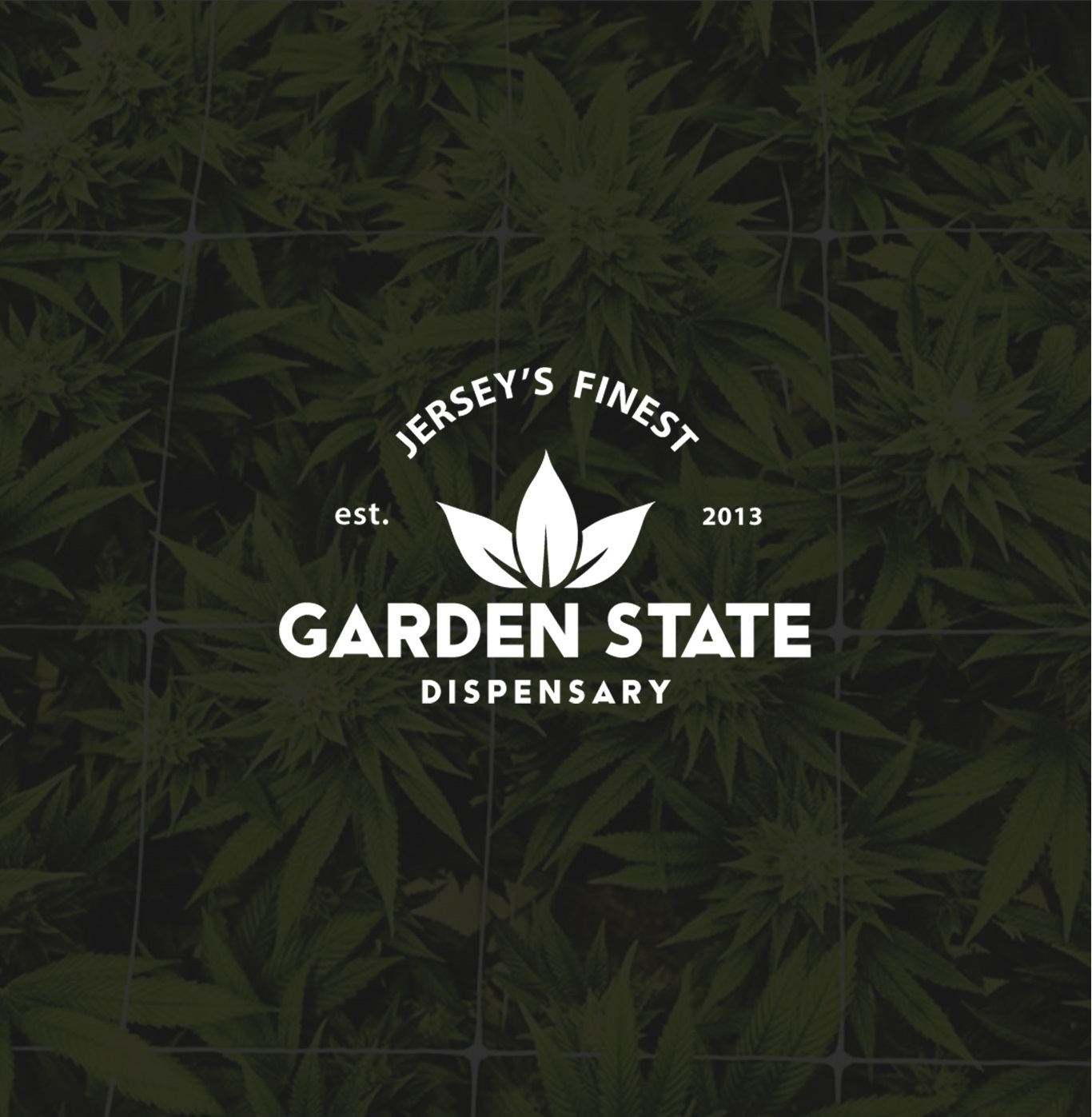 Logo Design For Garden State Dispensary Brands Of The World Download Vector Logos And Logotypes