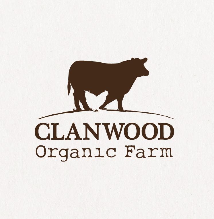 cattle farm logos  Clanwood Organic Farm | Brands of the World™