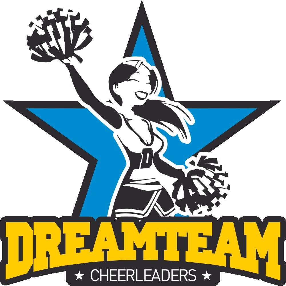 dreamteam cheerleaders brands of the world download vector rh brandsoftheworld com dream team logistics dream team logo