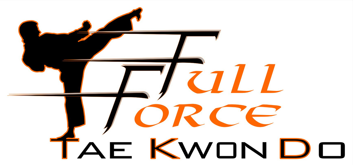 Full Force Tae Kwon Do Brands Of The World Download Vector