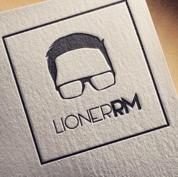 personal logos name face brands vector