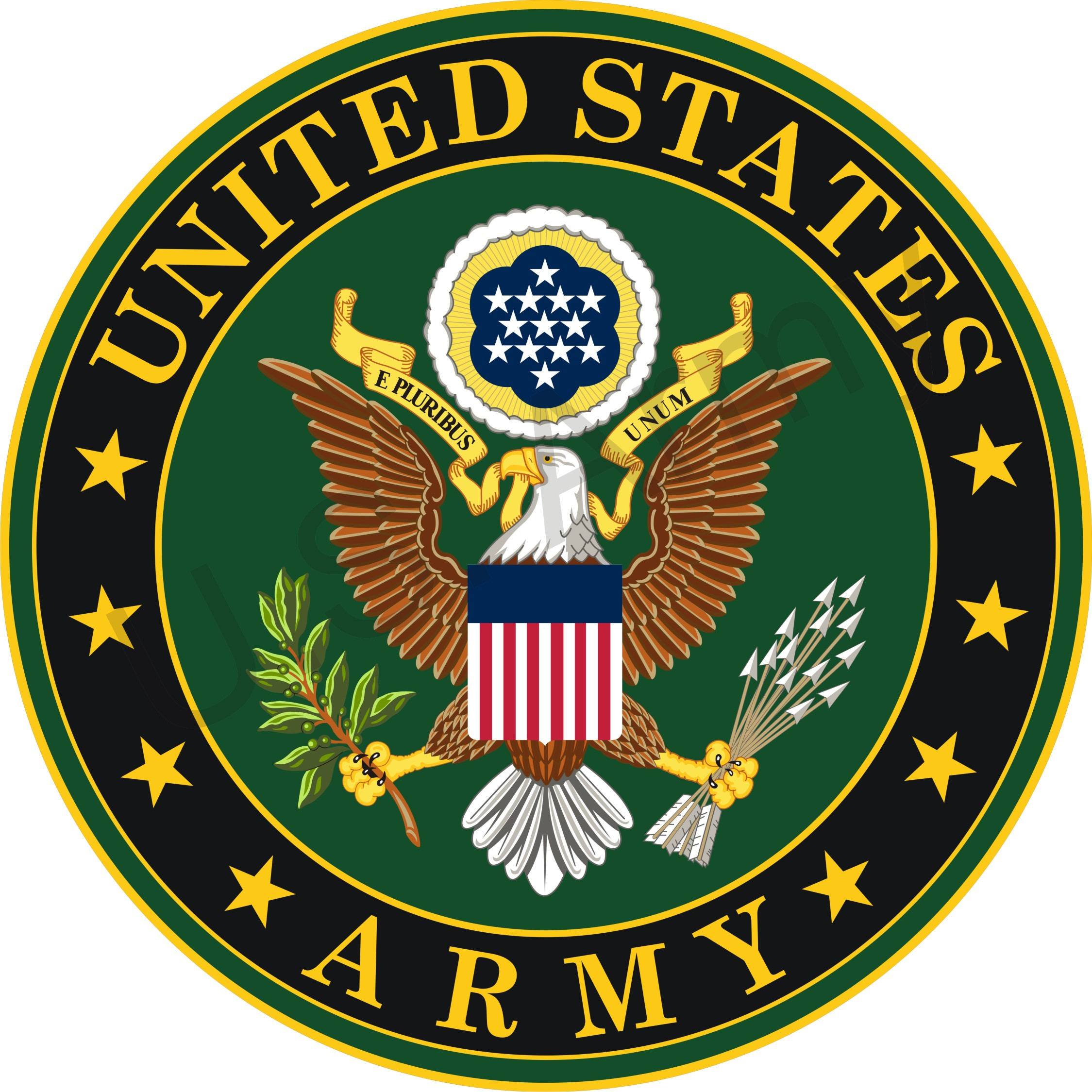 US Army | Brands of the World™ | Download vector logos and ...