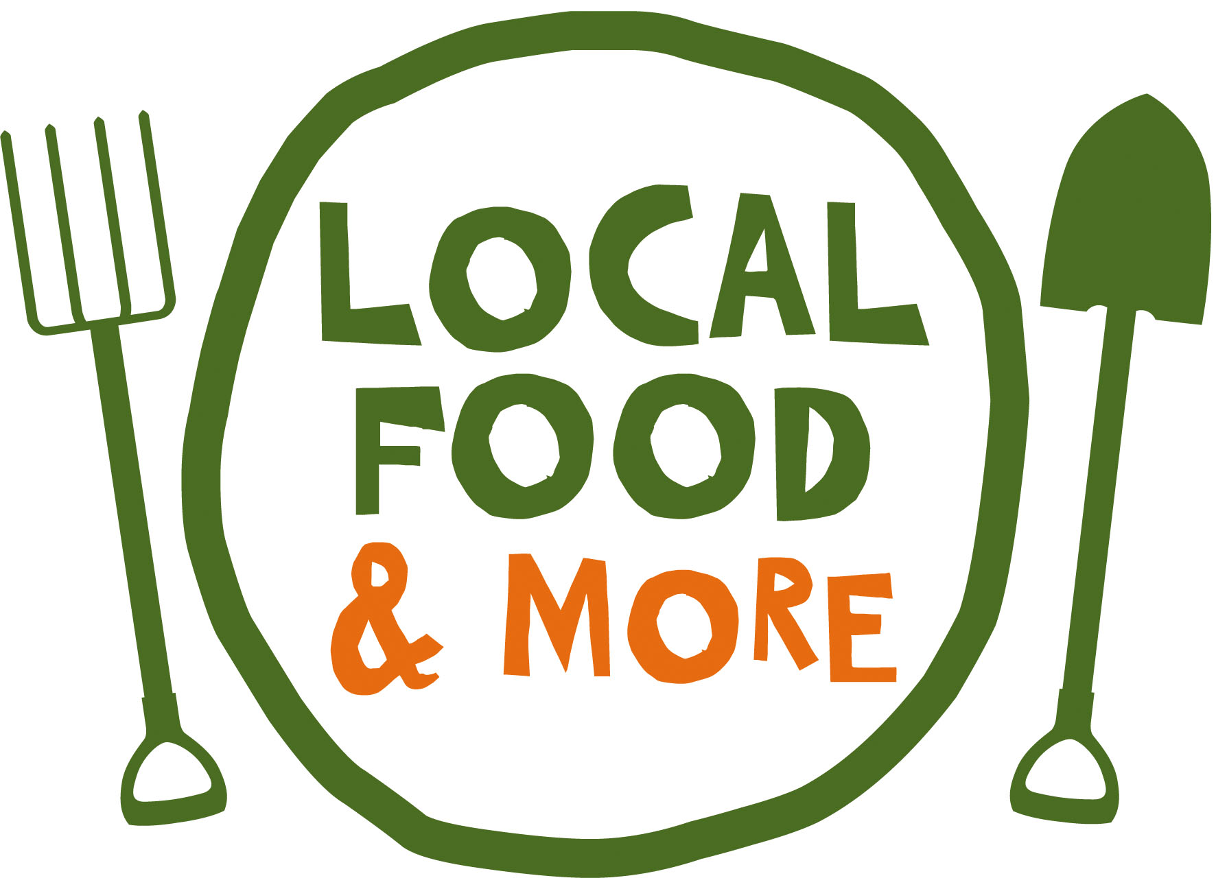 Local food more brands of the world for Cuisine logo
