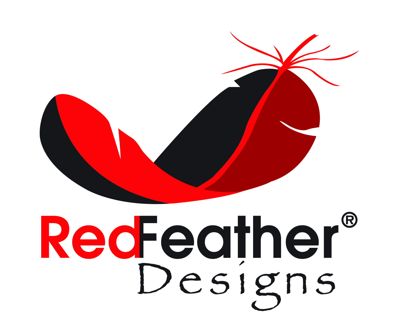 RedFeather Designs | Brands of the World™ | Download vector logos ...