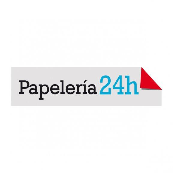 Logo of Papelería 24 horas