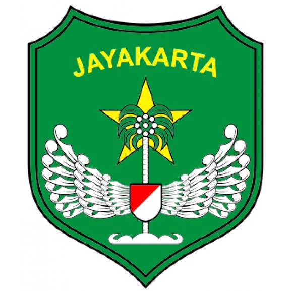 Logo of KODAM JAYA