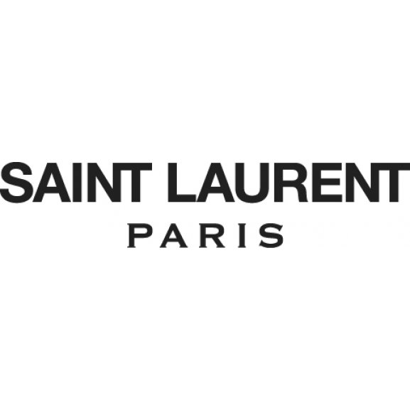Logo of Saint Laurent Paris