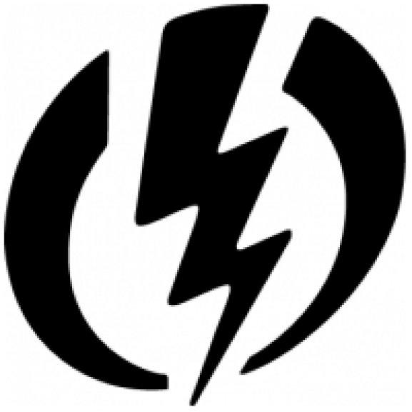 Sunglasses Logo Black And White Electric Sungla...
