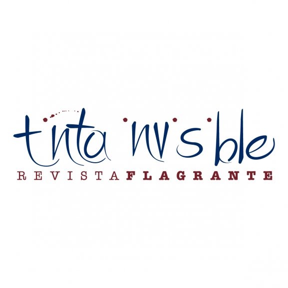 Logo of Tinta Invisible Revista Flagrante