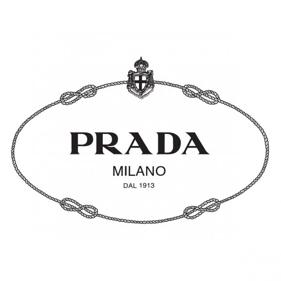 Logo of Prada