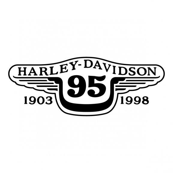 Logo of Harley Davidson 95