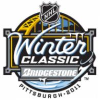 Logo of Bridgestone NHL Winter Classic 2011