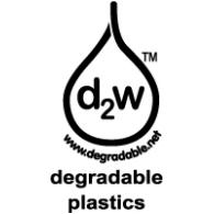 Logo of Degradable Plastics