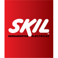 skil logo. logo of skil e