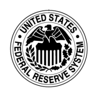 Logo of United States Federal Reserve System