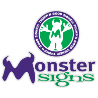 Logo of Monster Signs