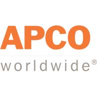 Logo of APCO Worldwide