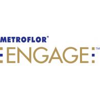 Logo of Metroflor Engage Flooring
