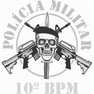 Logo of Policia Militar 10°BPM
