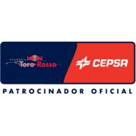 toro logo. logo of toro rosso cepsa