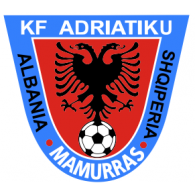 Logo of KF Adriatiku Mamurrasi
