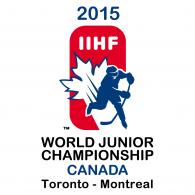 Logo of 2015 IIHF World Junior Championship