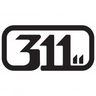 Logo of 311
