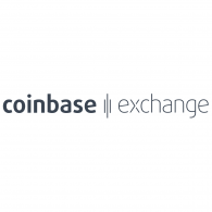 Logo of Coinbase Exchange