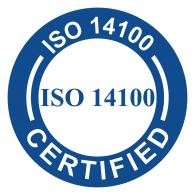 Logo of ISO 14100