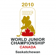 Logo of 2010 IIHF World Junior Championship