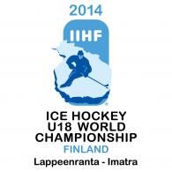 Logo of 2014 IIHF World U18 Championship