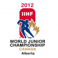 Logo of 2012 IIHF World Junior Championship