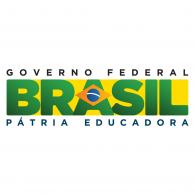 Logo of Governo Federal do Brasil - Pátria Educadora