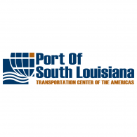 Logo of Port of South Louisiana