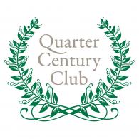 Logo of Quarter Century Club