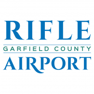 Logo of Rifle Airport, Garfield County