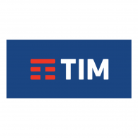 Logo of TIM