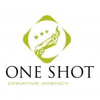Logo of One Shot Creative Agency