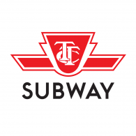 Logo of Toronto Transit Commission Subway