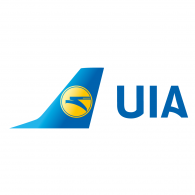 Logo of Ukraine International Airlines