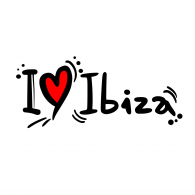 Logo of I love Ibiza