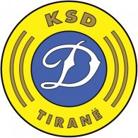 Logo of KS Dinamo Tiranë