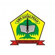 Logo of SMK Gatra Praja