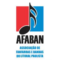 Logo of Afaban Associação de Fanfarras e Bandas do Litoral Paulista
