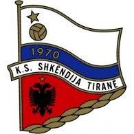 Logo of Shkëndija Tiranë