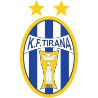 Logo of KF Tirana