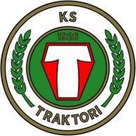 Logo of KS Traktori Lushnjë