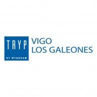 Logo of Hotel Trip Los Galeones VIGO
