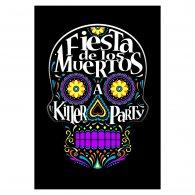 Logo of Fiesta delos Muertos