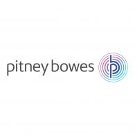 Logo of Pitney Bowes